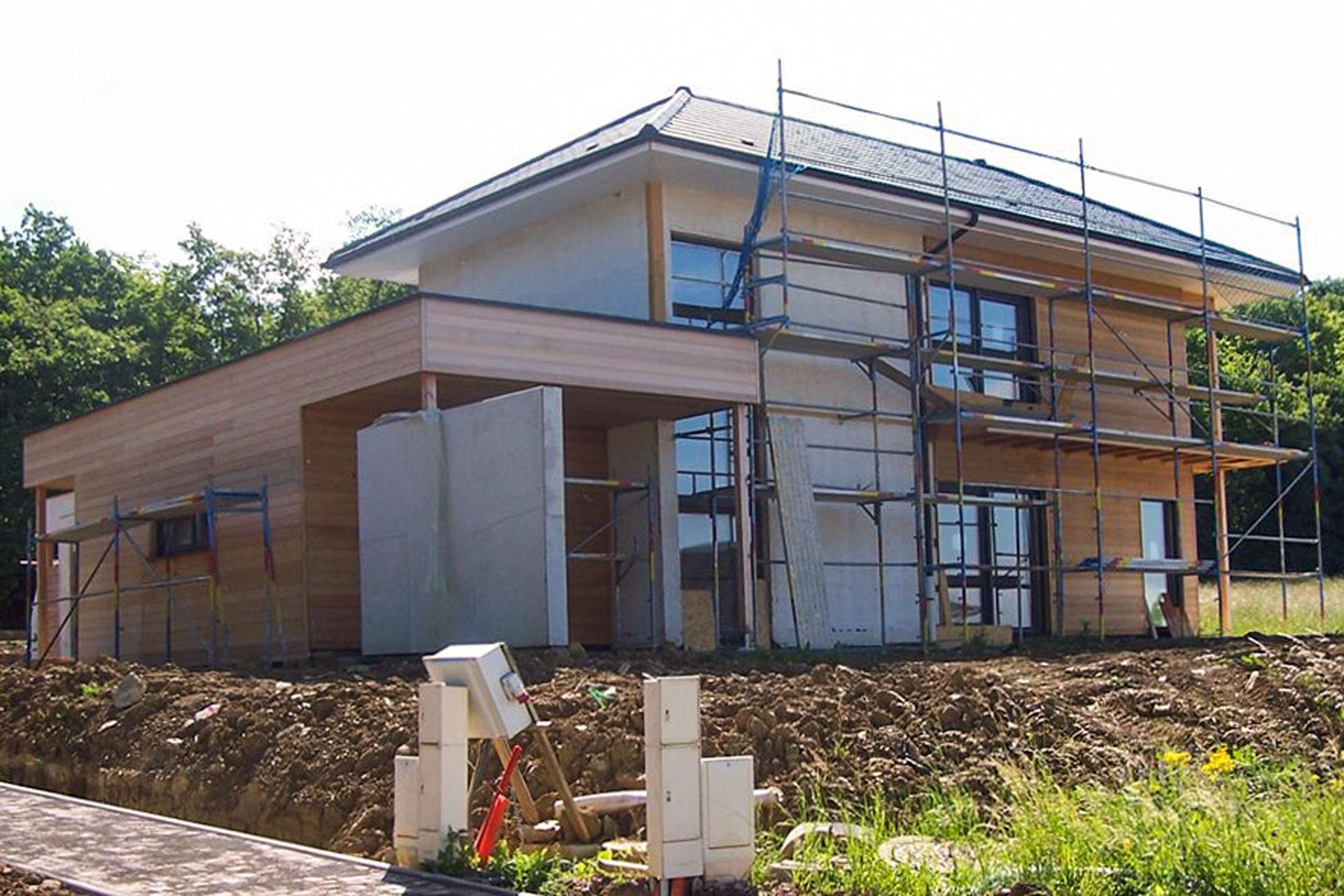 Maison contemporaine 07 13 for Maison moderne nancy