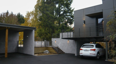 Architecte loft nancy for Maison moderne nancy